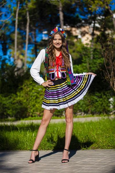 Poland - Wiktoria Wisniewska