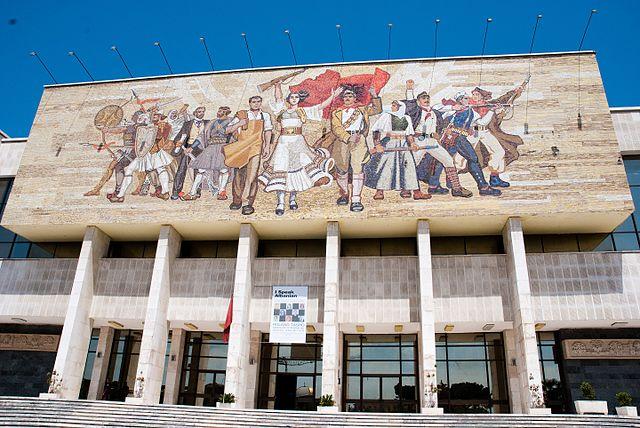 Albania National Museum