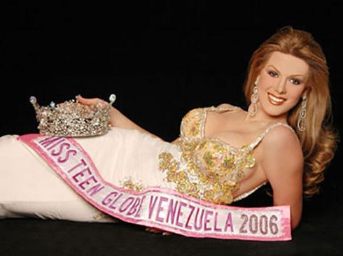 Miss Globe Winner 2006