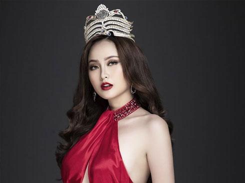 Miss Globe Winner 2017